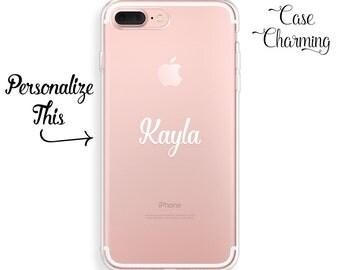 Custom Phone Case Clear iPhone 7 Plus Case iPhone 6s Plus Case iPhone 6 Plus Case iPhone SE Case iPhone 7 Case iPhone 6s Case iPhone 6 Case