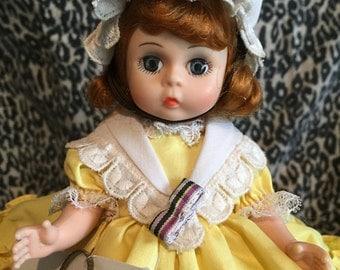 Madame Alexander Curly Locks doll