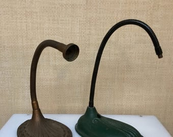 Set of 2 Vintage Lamp Bases