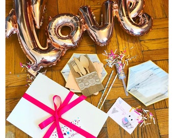 Truly Love Celebration Dessert Kit