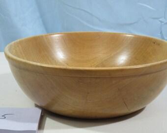 maple bowl #5