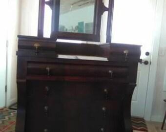 Antique Gentlemen's Dresser