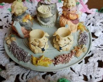 Vintage tea time set, #4