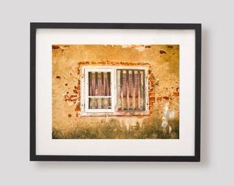 Framed Original Photo Print