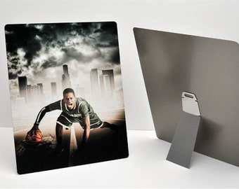 Professional Metal Photo Print/ Metal Wall Art/ Custom Metal Art