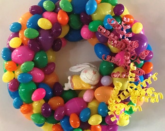 Easter Bunny Easter Wreath