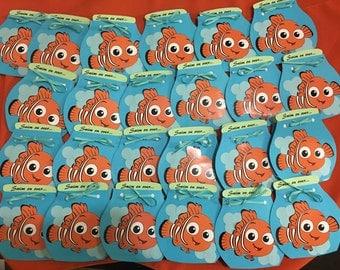 Nemo Baby Shower Invitations