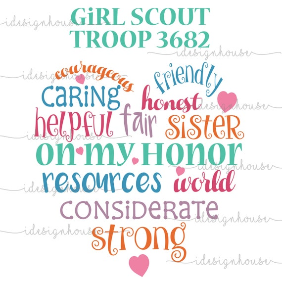 Cute Girl Scout Names – Jerusalem House