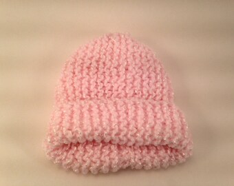 Small Child Pink Hat