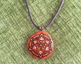 Seezle - Mandala Pendant