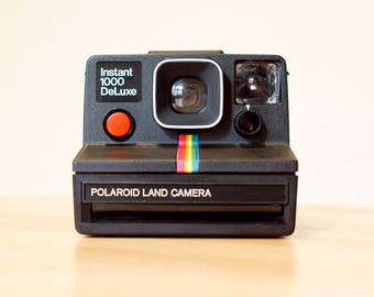 Polaroid Instant Camera -  SX-70 Film