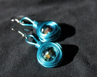 Dangle Nest Earrings