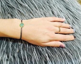 """Bracelet - """"Back To Brazil"""" By Isabelle Polychronis"""