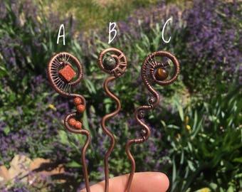 SWIRL hairpins!
