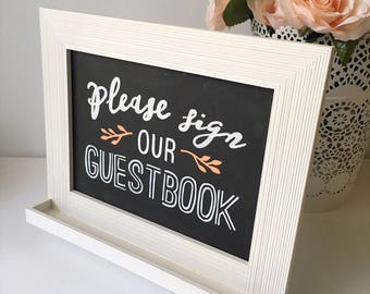 Custom Wedding Chalkboards for Jennifer