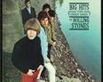 The Rolling Stones NM- vinyl - Big Hits High Tides and Green Grass - Original 1965 - Album in VG++ Condition.