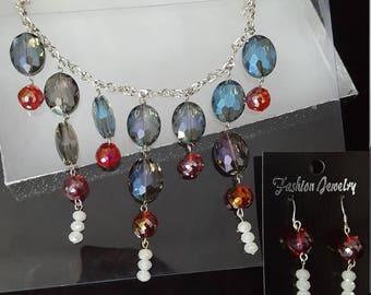 Crystal Elegance Jewelry Set