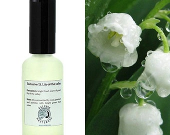 Perfume Exclusive 13. Lily-of-the-valley