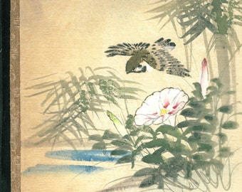 Japanese Paiting on Silk