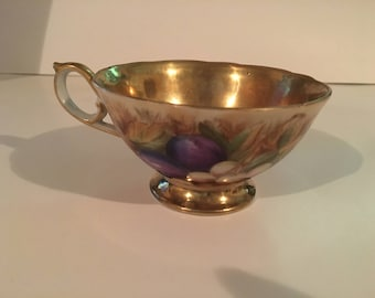 American Beauty Teacup-Occupied Japan - REDUCED