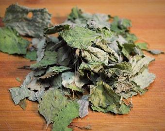 Dried Lemon Balm - Certified Organic, Lemon Balm, Dried Herbs, Specialty, Herbal Tea, Medicinal, Loose Leaf, Flavorful, Melissa officinalis