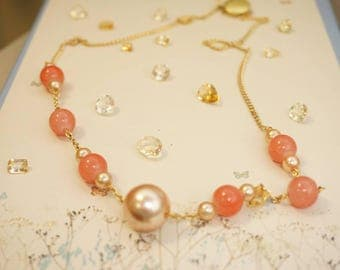 Perfect summer necklace