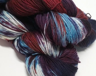 Astraios - Hand Dyed Merino Wool - Sock Weight
