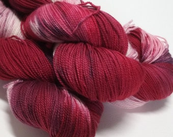 Aphrodite - Hand Dyed Merino Wool - Sock Weight