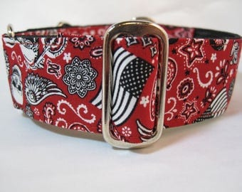 1.5 inch Martingale Collar