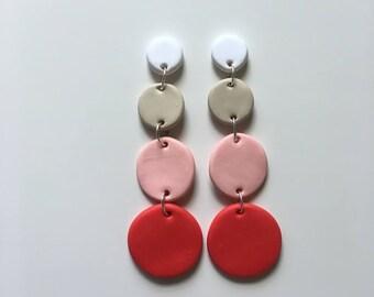 Zimishimmyshake: drop earrings