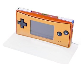 Gameboy Micro Display Stand