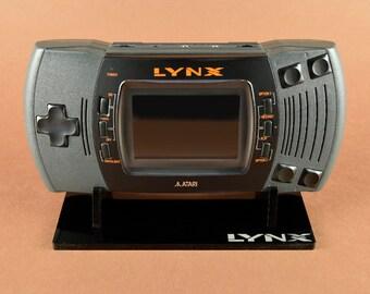 Atari Lynx II (2) Display Stands