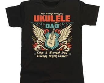 Worlds Greatest UKULELE Dad
