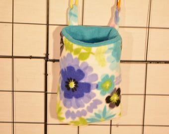 Pouch, Sugar Glider or Hedgehog-Lots of colors to choose from- Ready to ship!