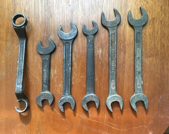 Vintage Wrenches(6)