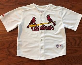 Vintage St.Louis Cardinals Albert Pujols MLB jersey