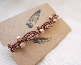 Traditional Chinese Woven Bracelet