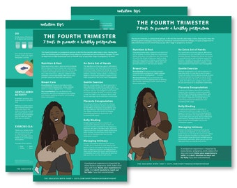 The Fourth Trimester - BASIC USE LICENSE
