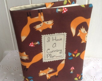 The 'I Have a Cunning Plan' Journal/Notebook/Diary
