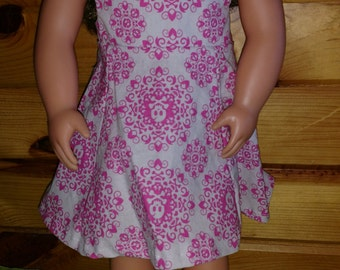 Dress for 18 inch doll.