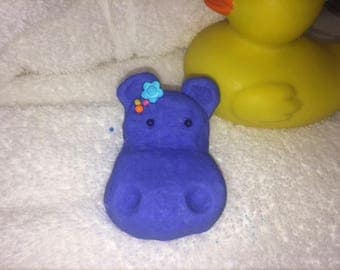 Happy Hippo Bubble Bar