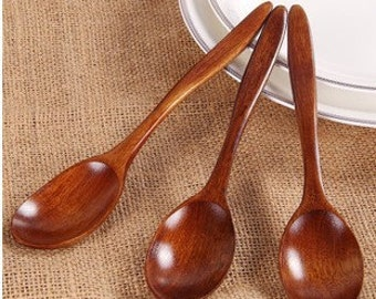 6 in. Wooden Spoon