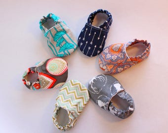 Custom Baby & Toddler Shoes