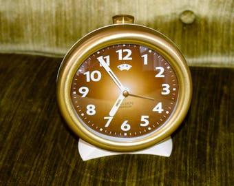 Big Ben Wind up Alarm Clock by Westclox, Mid Century Alarm Clock, MCM clock