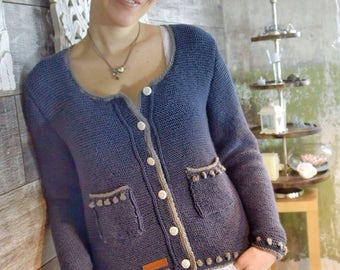 Price reduction 25% cardigan cardigan Jacket