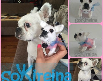 Personalized Stuffed Dogs!