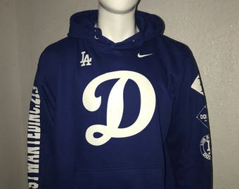 Dodger Hoody Customized