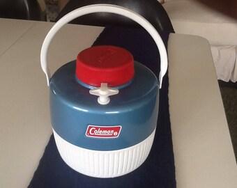 Vintage Coleman Water Jug