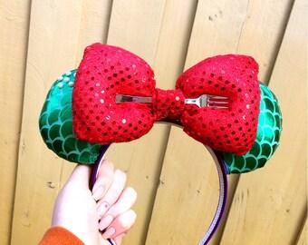 Mermaid Inspired Ears