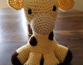 Baby Giraffe Stuffed Animal
